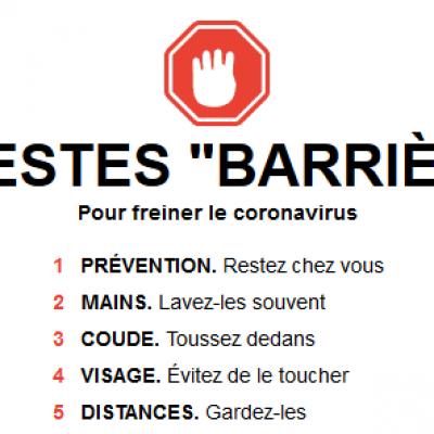 Screenshot 2020 03 29 coronavirus conseils recherche google